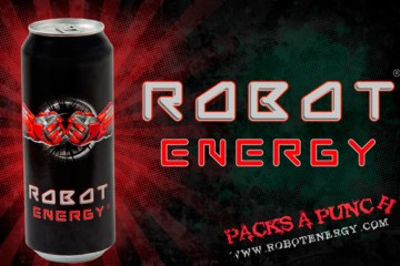 Welcome to the world of Robot Energy