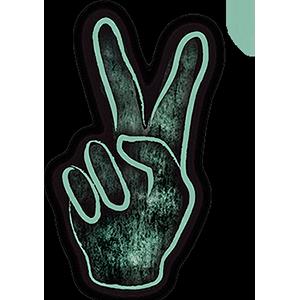 Logo Peacebeverage Gris Regist