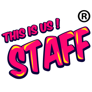This is us! Staff