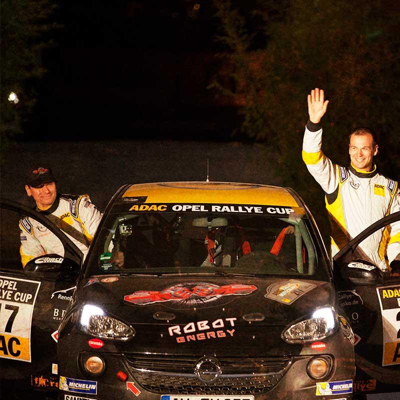 German Rally Championship